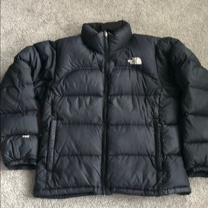 Down North Face 700 coat